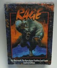 Rage The Werewolf Starter Deck from Box NEW Apocalypse Trading Card Game TCG CCG
