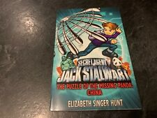 Secret Agent Jack Stalwart by Elizabeth Singer Hunt called Missing Panda China