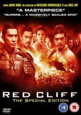 Red Cliff Special Edition 5017239196478 DVD Region 2 P H