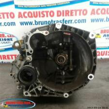 Gear Manual 5 Gears Fiat Doblo 1.9 Diesel Exhaust 8V 63CV