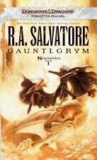 Legend of Drizzt #23/Neverwinter Saga #1: Gauntlgrym by R. A. Salvatore (MM PB)