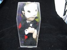 CVS Universal Monsters Collectable Beans Phantom of the Opera w/ Display Coffin