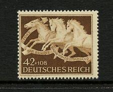Germany 1942 #B205  race horses    1v.   MNH  J423