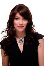 Irresistibly Curly Ladies' Wig Braun Brown-Red Mix 55cm Long 9669-33a/130