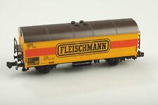 Fleischmann N Vagón de Mercancía 2467 Db 8161988-2 Suciedad/Arañazo sin Emb.orig
