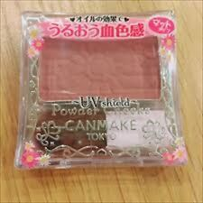 CANMAKE New Colour Powder Cheeks PW41 Antique Rose 2019 Japan F/S