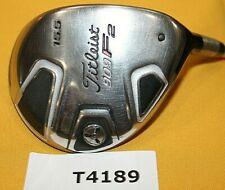 Titleist 909 F2 15.5º Fairway Wood Fubuki Stiff Graphite Golf Club T4189