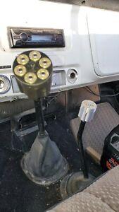 44 Mag or 357 Magnum Shifter Knob - 1968-1972 Chevy C10 Truck, Dodge Cummins,