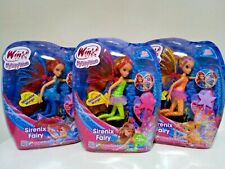 More details for winx club doll bundle set of 3 my fairy friend sirenix : bloom , flora & stella