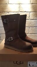Brand New GENUINE Kensington Ugg Toast Brown Boots Ladies Size 3