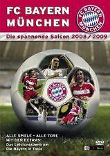 FC Bayern München - Die spannende Saison 2008/2009 | DVD | Zustand gut
