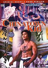 Chinatown Kid  - Hong Kong RARE Kung Fu Martial Arts Action movie - NEW DVD
