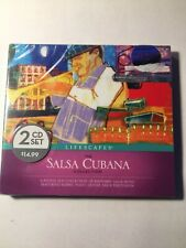 Lifescapes - The Salsa Cubana Collection - 2 Disc - Audio CD BRAND NEW FREE SHIP