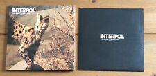 """Interpol - The Heinrich Manoeuvre 2x7""""  Vinyl"""