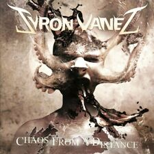 SYRON VANES - CHAOS FROM A DISTANCE   CD NEW