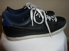 NIKE SWEET CLASSIC LEATHER Black/Navy-white -318333 092- MENS ATHLETIC  Size 11