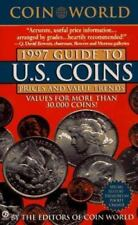The Coin World 1997 Guide to U. S. Coins, Prices, and Value Trends by Coin World