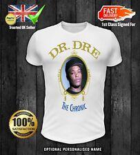Dr Dre The Chronic Mens Womens T Shirt Funny rap