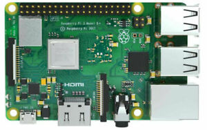 Raspberry Pi 3 Model B+ Motheboard