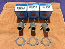 NOS 4 Seasons 84853 Water Outlet 1968-1972 BUICK GS GS350 GS400 GS455 (LOT of 3)