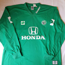 Maccabi Haifa (Israel) Home 2002 Football Shirt (Lotto XL Long Sleeve) NEW BNWT