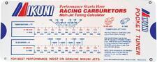 MIKUNI CARBURETOR POCKET TUNER MK-550-TNR