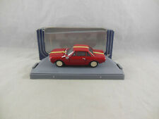 Progetto K Ref 081 1965 Lancia Fulvia Coupe HF Stradale in Red