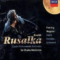 """RENEE FLEMING """"DVORAK: RUSALKA (GA)"""" 3 CD BOX NEW+"""