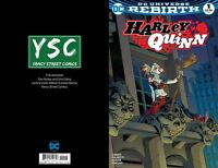Harley Quinn Rebirth #1 Yancy St. Comics Exclusive Cover by Tom Raney Lot of 100