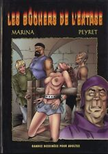 BD adultes  Les bûchers de l'extase International Presse Magazine