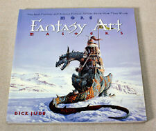 MORE FANTASY ART MASTERS BY DICK JUDE