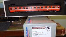 LS MODELS 47455 UIC-Z Eurofima 2 classe Arancio fascia grigia, logo inclinato FS