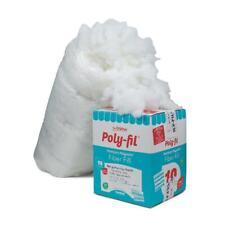 10 Lbs PolyFil Stuffing Premium Polyester Fiber Filler Pillow Non-Allergenic