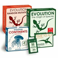Evolution board game FULL SET WITH EXPANSIONS