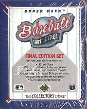 Ryne Sandberg  1991 Upper Deck Final Edition  (0673)