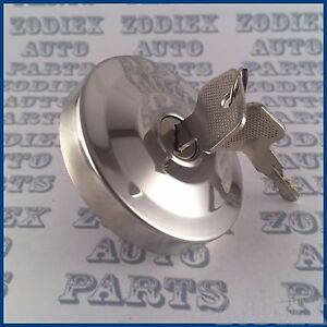 Locking Fuel Tank Cap Stainless Steel For Security, Safety and Reliability