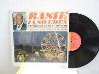 "Count Basie,Roulette R-52099,""Basie In Sweden"",US,LP,mono,In Shrink, 1963, Mint"