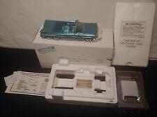 Danbury Mint  1959 Chevrolet Impala Convertible w/Box&Papers 1:24 Scale