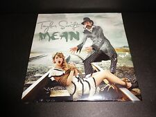 TAYLOR SWIFT  Mean  CD SINGLE  One Track  TAYLOR SWIFT Numbered Limited Edition