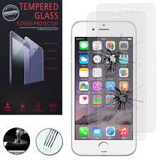 2 Films Verre Trempe Protecteur Protection Au Choix pour Apple iPhone 6
