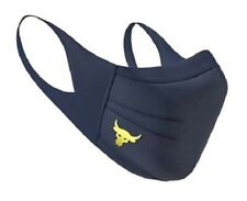New listing Under Armour Project Rock Sports Face Mask L/XL Unisex Adult NAVY Fast Shipp NEW