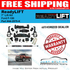 "ReadyLIFT 7"" Complete Suspension Lift Kit fits 2015-2018 Ford F150 4WD 44-2575-K"