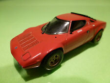 VITESSE 1:43   LANCIA STRATOS STREET RED  - RARE SELTEN - GOOD CONDITION