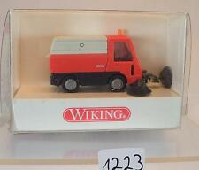 Wiking 1/87 Nr. 657 01 22 Kehrmaschine Hako Citymaster OVP #1223