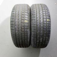 2x Pirelli Cinturato P7 MO * 225/55 R17 97Y DOT 4117 7 mm Sommerreifen