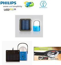 2 PHILPS SOLAR, USB LANTERNS LED LIGHT, CHARGER 1 LED HEAD TORCH * FOR POWER CUT