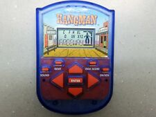 Electronic Hand-Held Hangman Game By Milton Bradley FAST FREE SHIPPING