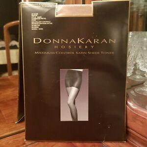 DK Nude Maximum Control Satin Sheer Toner Pantyhose Medium  Up To  6' & 170 Lbs.