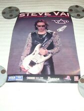 Steve Vai Buenos Aires, Argentina  Tour Poster