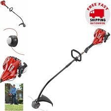 Weed Wacker Eater 2-Cycle 26cc Curved Shaft Lightweight Gas String Line Trimmer